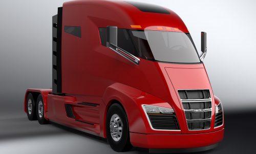 Nikola One EV truck might not happen, hydrogen power instead