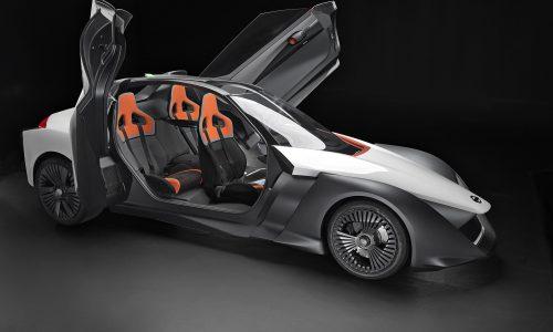 Nissan reveals updated BladeGlider concept