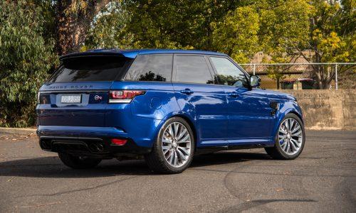 Range Rover Sport SVR review – first impressions (POV)