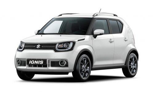 New Suzuki Ignis crossover revealed, full debut at Paris show