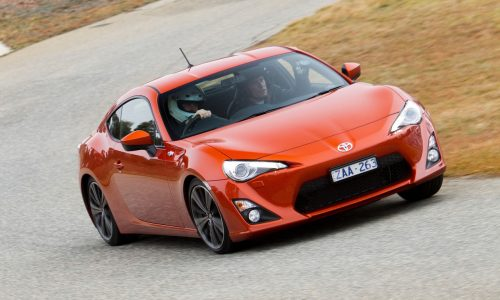Toyota 86 recalled in Australia, 15,000 affected
