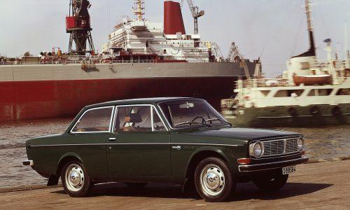 Volvo 144 celebrates 50th anniversary, was company's first million seller