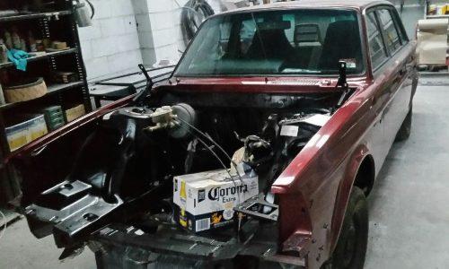 Volvo 240 GL LS1 V8 conversion project: Part 9 – GCG GTX4202R turbo