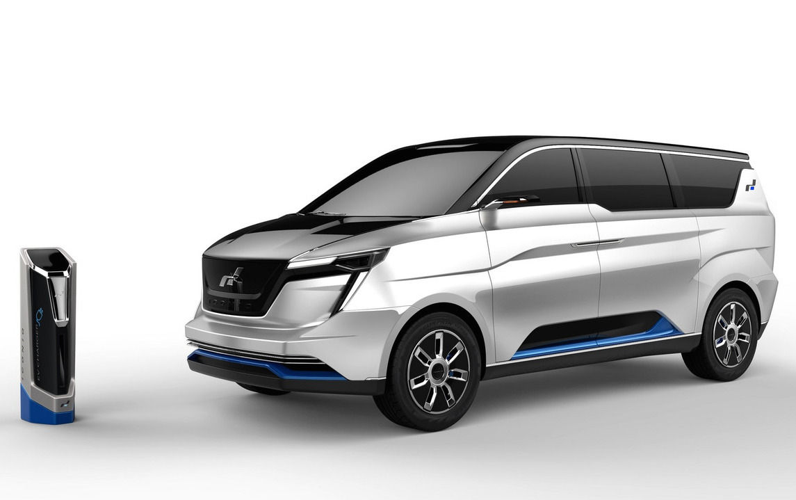 W Motors reveals ICONIQ Seven EV minibus | PerformanceDrive