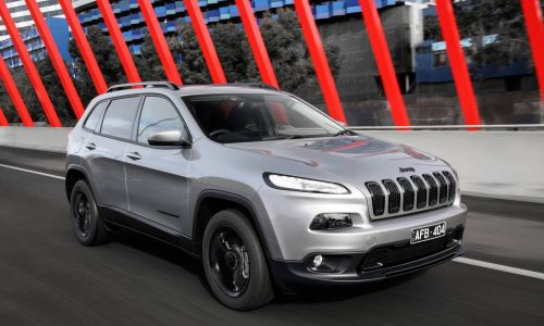 Jeep Cherokee & Renegade recalled, potential power loss