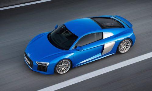 Entry Audi R8 to feature Porsche 2.9L TT V6 – report