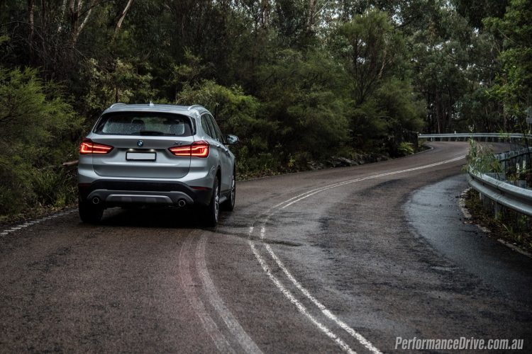 2016 BMW X1 xDrive20d-taillights