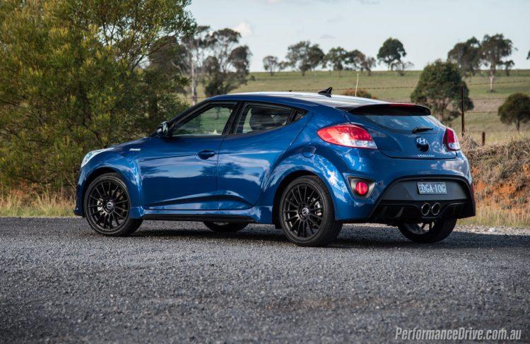 2016 Hyundai Veloster Street Turbo-Australia