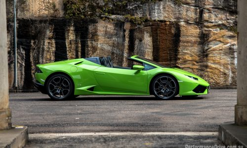 2016 Lamborghini Huracan Spyder review – first impressions (POV)
