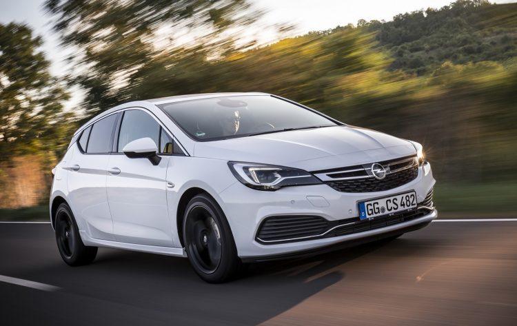 2016 Opel Astra OPC kit