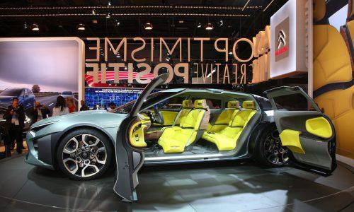 2016 Paris Motor Show highlights (mega gallery)