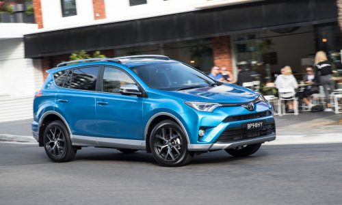 2016 Toyota RAV4 updates announced, added safety tech