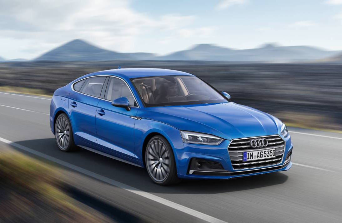 New Audi A5 / S5 Sportback revealed, on sale mid-2017 | PerformanceDrive