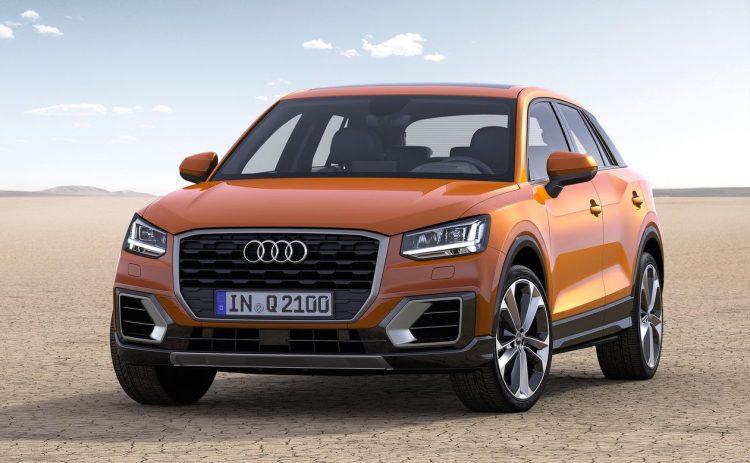 Best SUVs Audi q2