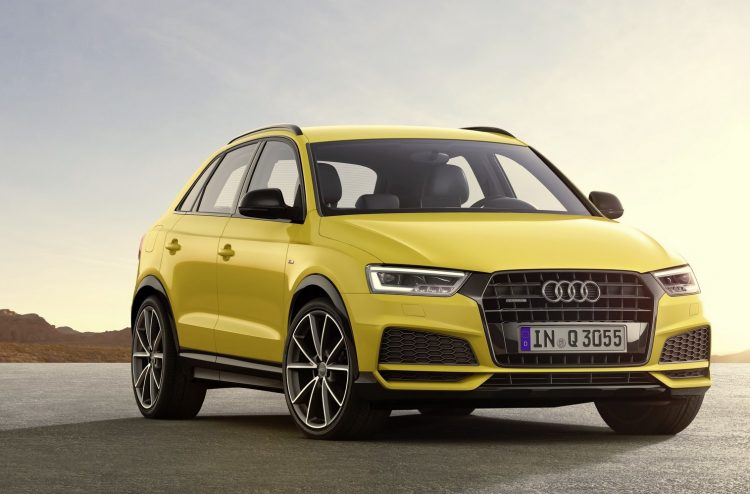 2017 Audi Q3 S line