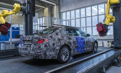 G30 BMW 5 Series to come with autonomous tech (video)