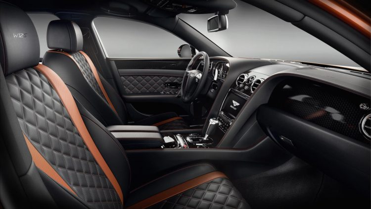 2017 Bentley Flying Spur W12 S-interior