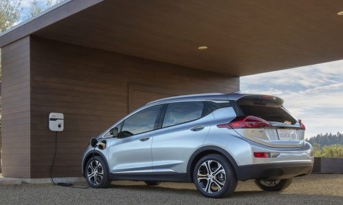 2017 Chevrolet Bolt rated 383km range by US EPA