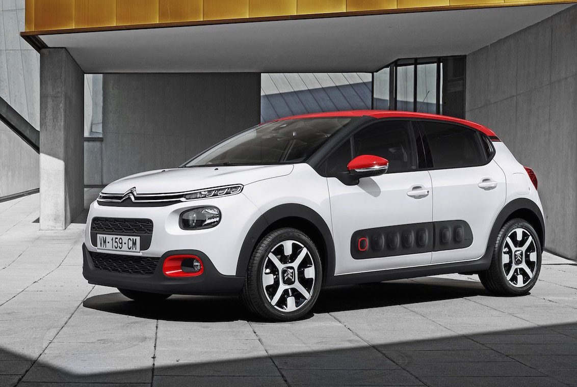 Citroen C4 Cactus >> Top 10 best small cars coming in 2017-2018 | PerformanceDrive
