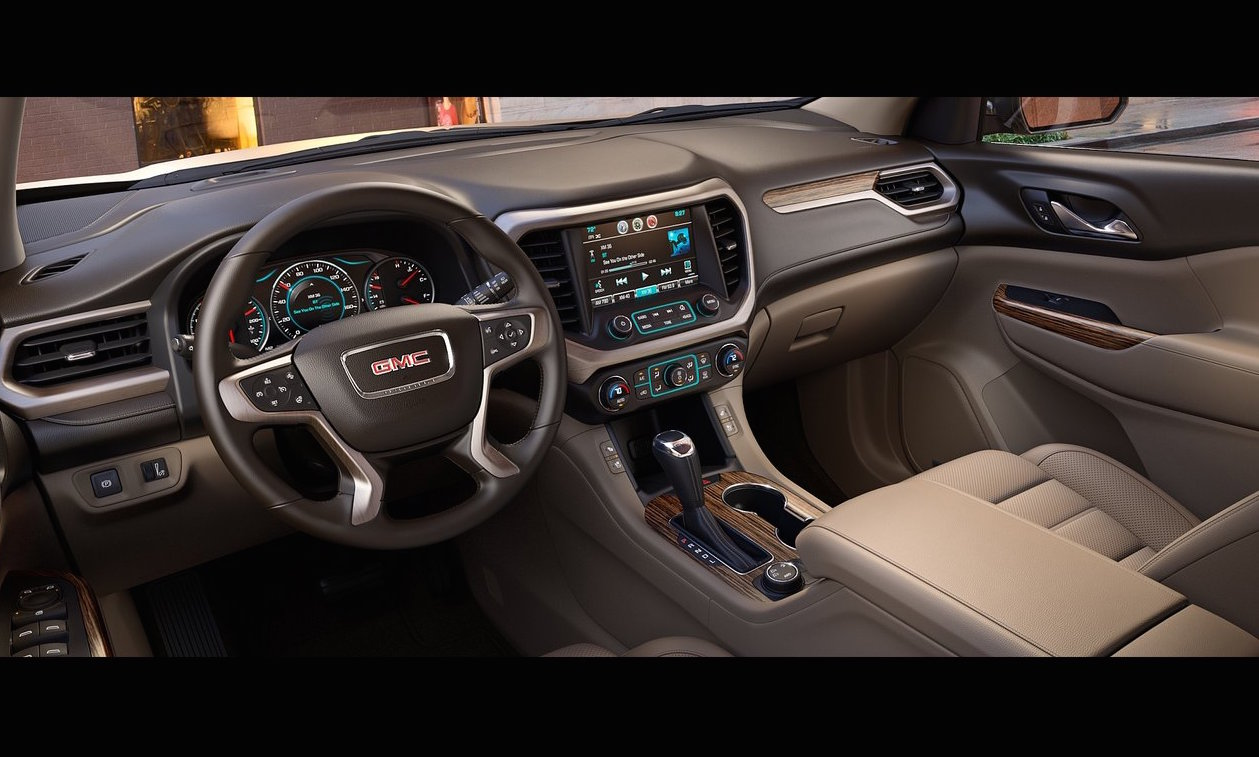 2017 Gmc Acadia For Sale >> Holden Acadia confirmed as large SUV for 2018 | PerformanceDrive