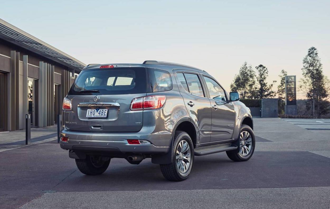 2017 Holden Trailblazer on sale in Australia from $47,990 ...