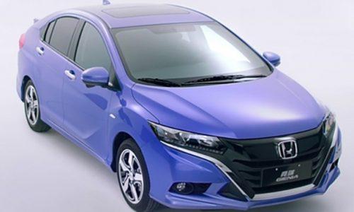 Honda Gienia debuts at Chengdu motor show