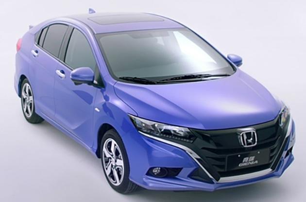 2017 Honda Gienia