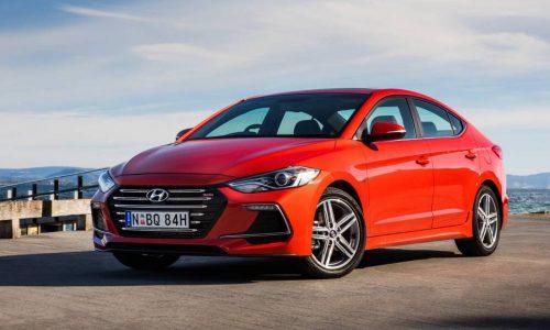 2017 Hyundai Elantra SR Turbo on sale in Australia from $28,990