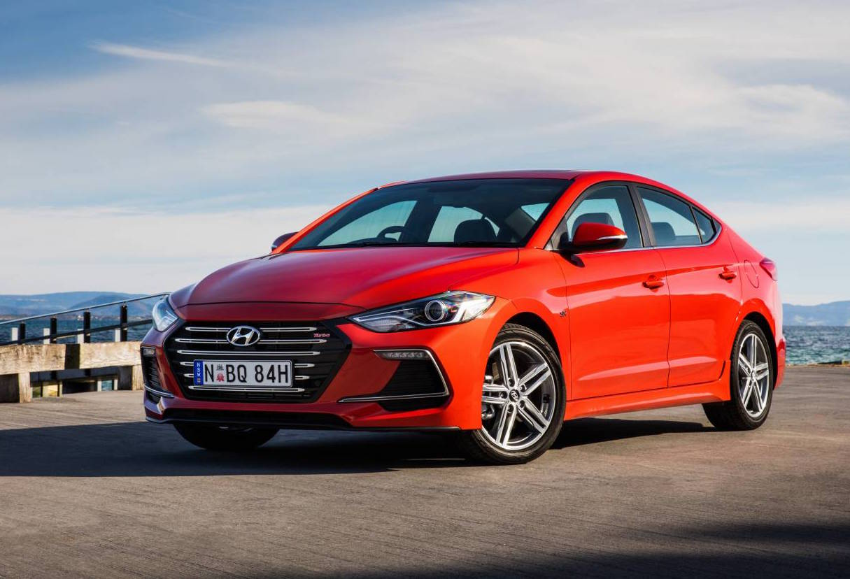 2017 Jaguar Lineup >> 2017 Hyundai Elantra SR Turbo on sale in Australia from $28,990 | PerformanceDrive