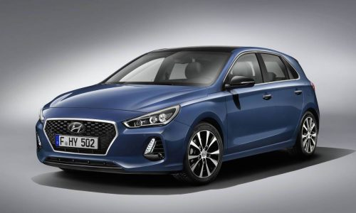 2017 Hyundai i30 gets fresh design, new 1.4T engine