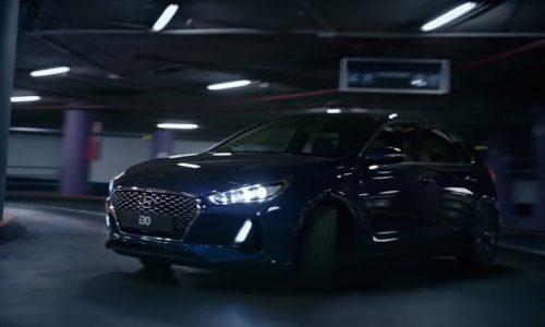 New Hyundai i30 1.6T 'hot hatch' debuts in South Korea (video)