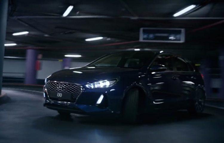 2017 Hyundai i30 turbo