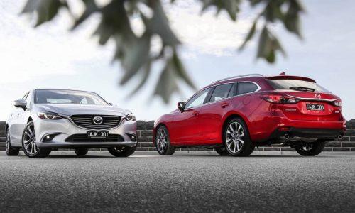 2017 Mazda6 on sale, adds G-Vectoring & updated i-ACTIVSENSE