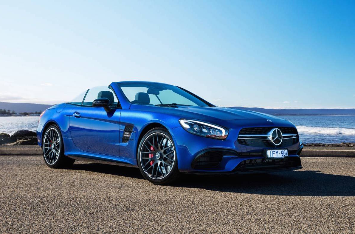 2017 mercedes benz sl on sale in australia from 218 715 performancedrive. Black Bedroom Furniture Sets. Home Design Ideas
