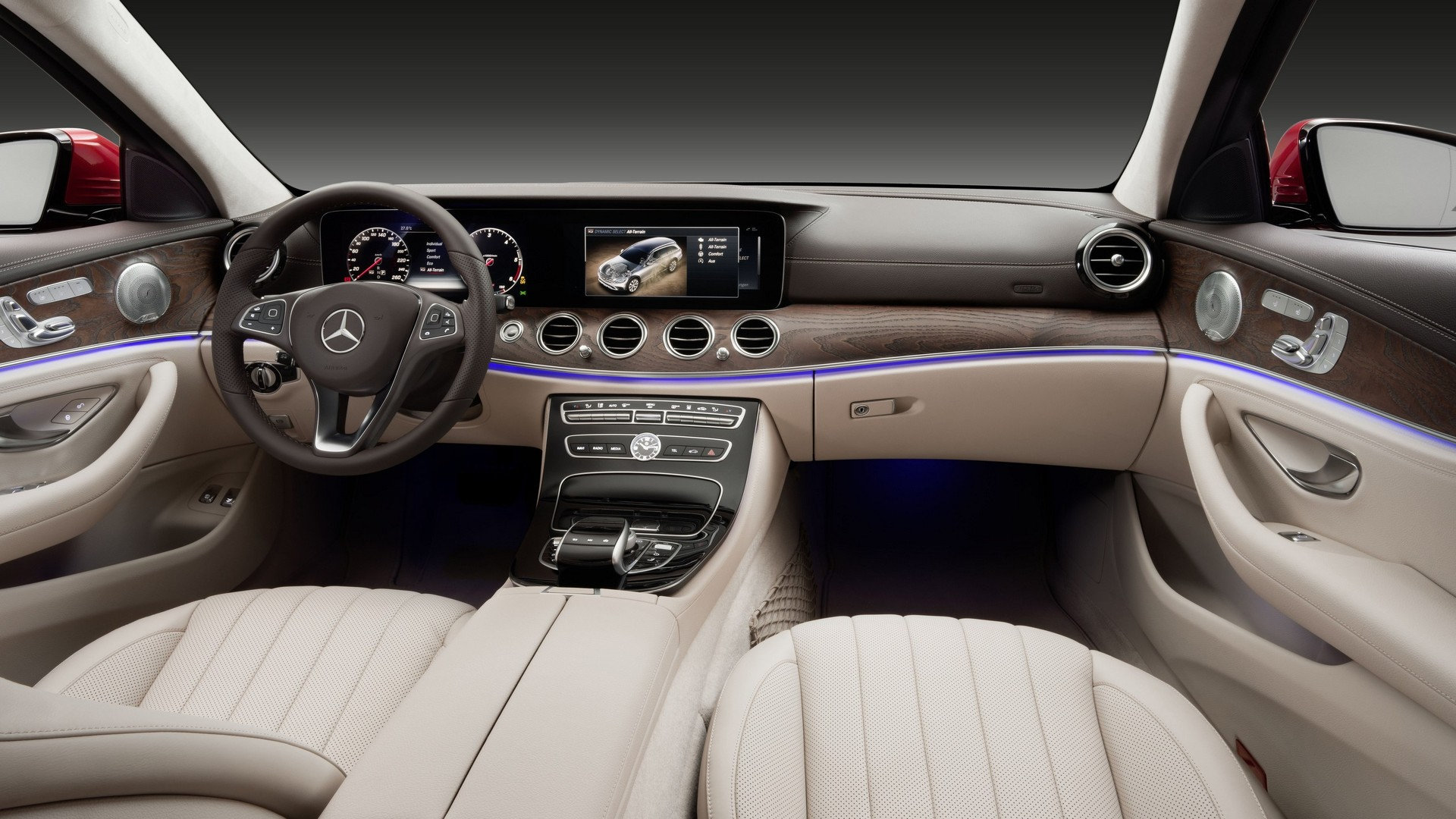 Mercedes G Wagon >> 2017 Mercedes-Benz E-Class All-Terrain revealed | PerformanceDrive