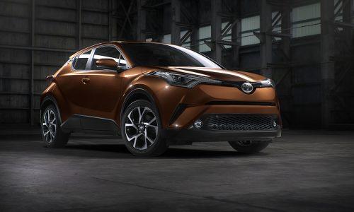 Australian details for new Toyota C-HR announced