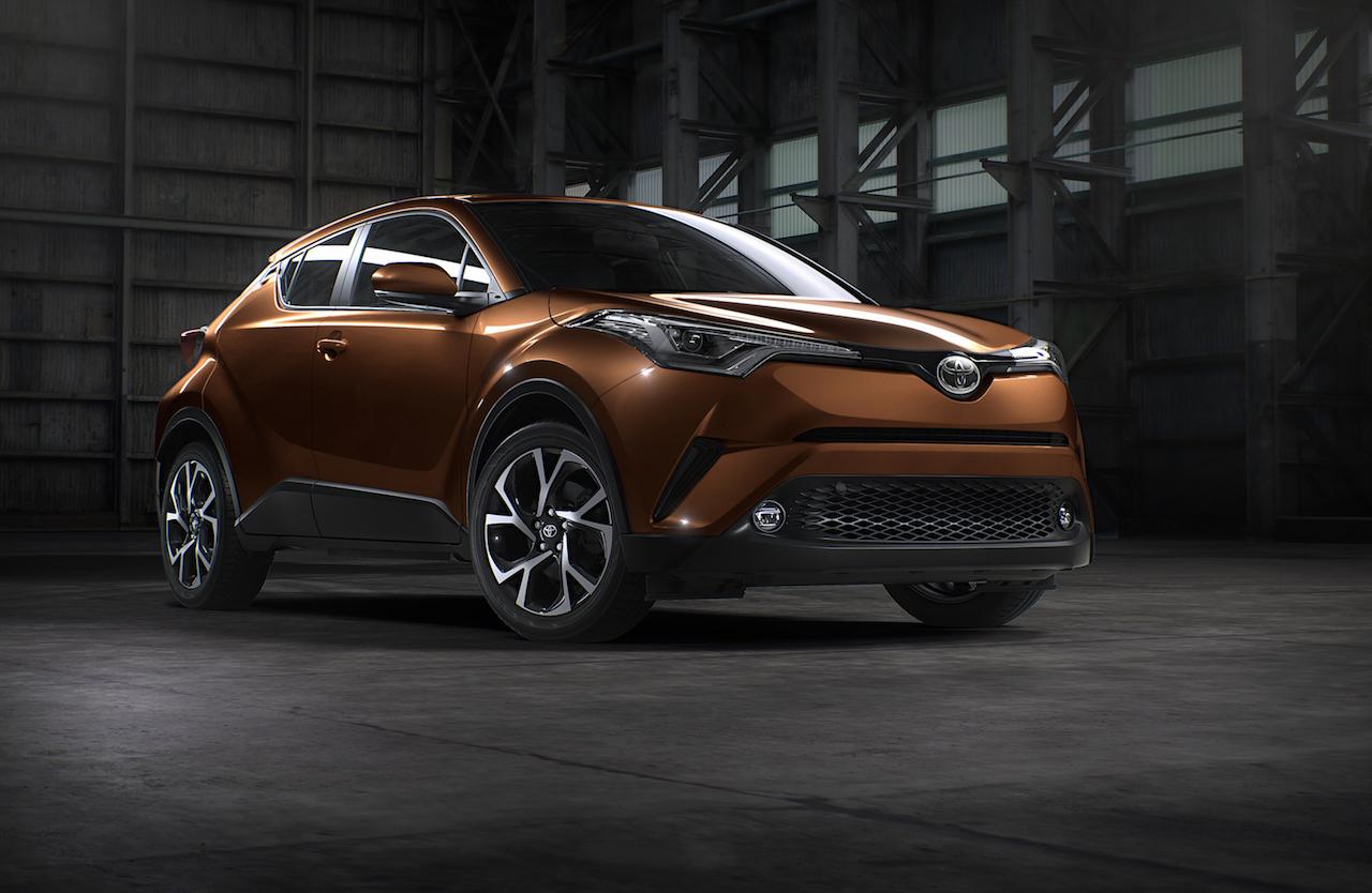 Australian Details For New Toyota C Hr Announced