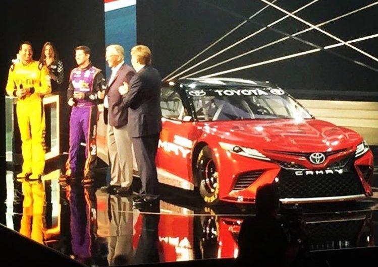 2017 Toyota Camry NASCAR