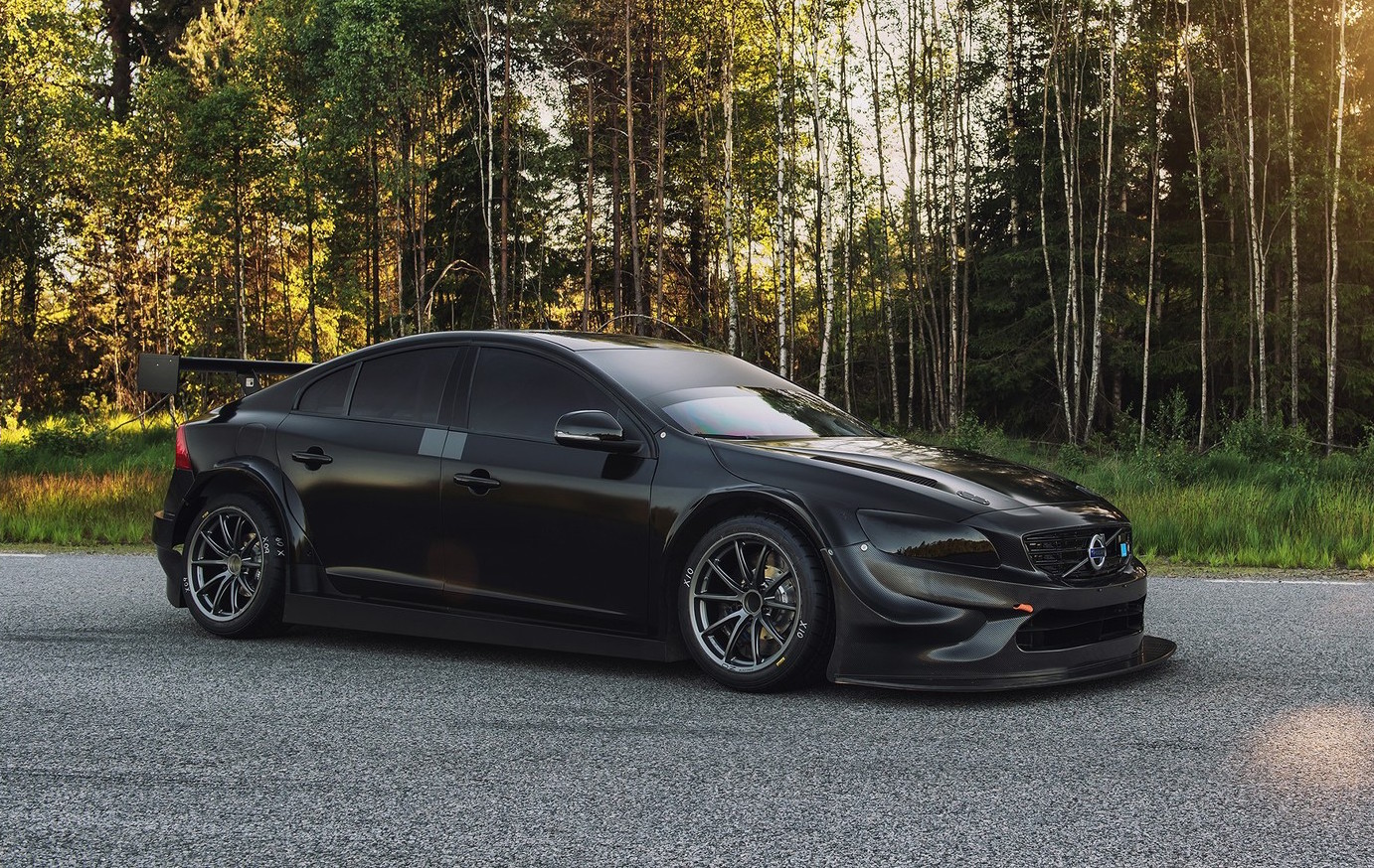Volvo S60 Polestar >> Polestar Volvo S60 WTCC racer getting ready for 2017 ...