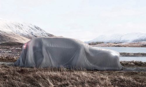 New Volvo V90 Cross Country teased, debuts soon