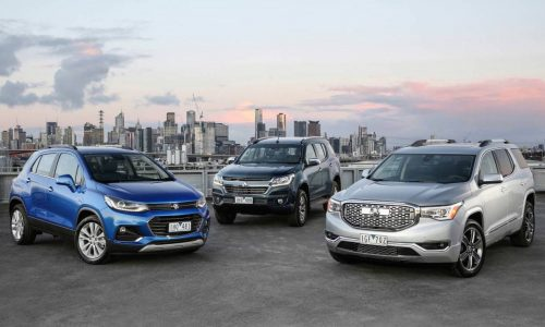 New Holden Astra, Trax, Barina confirmed for 2016-2017