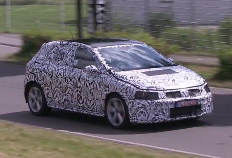 2018-Volkswagen-Polo-GTI-prototype