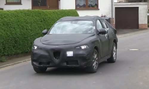 Alfa Romeo Stelvio SUV to debut at LA auto show