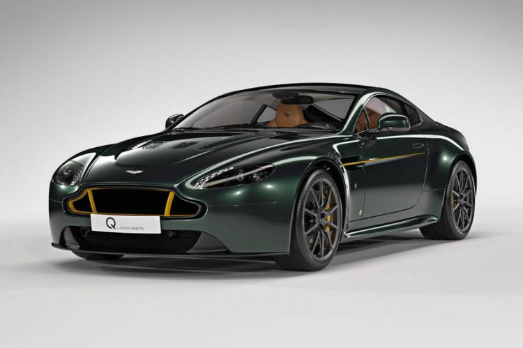 Aston Martin Vantage Spitfire