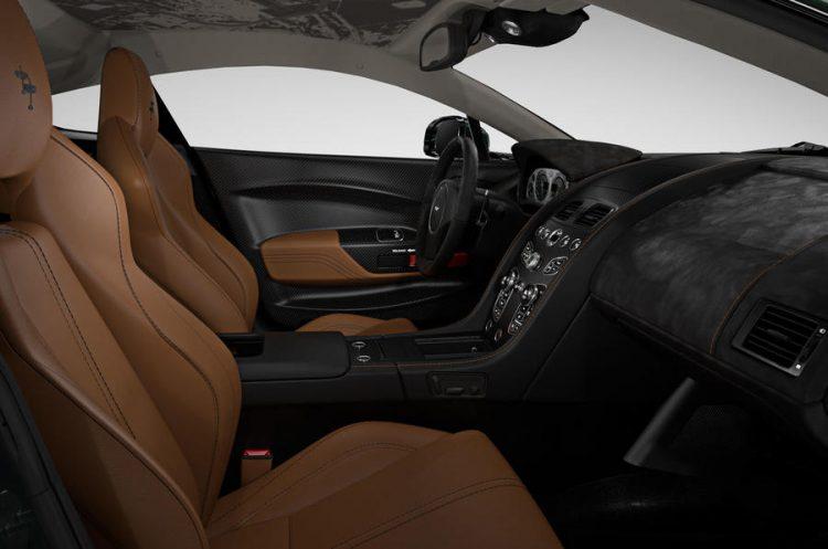 Aston Martin Vantage Spitfire-interior