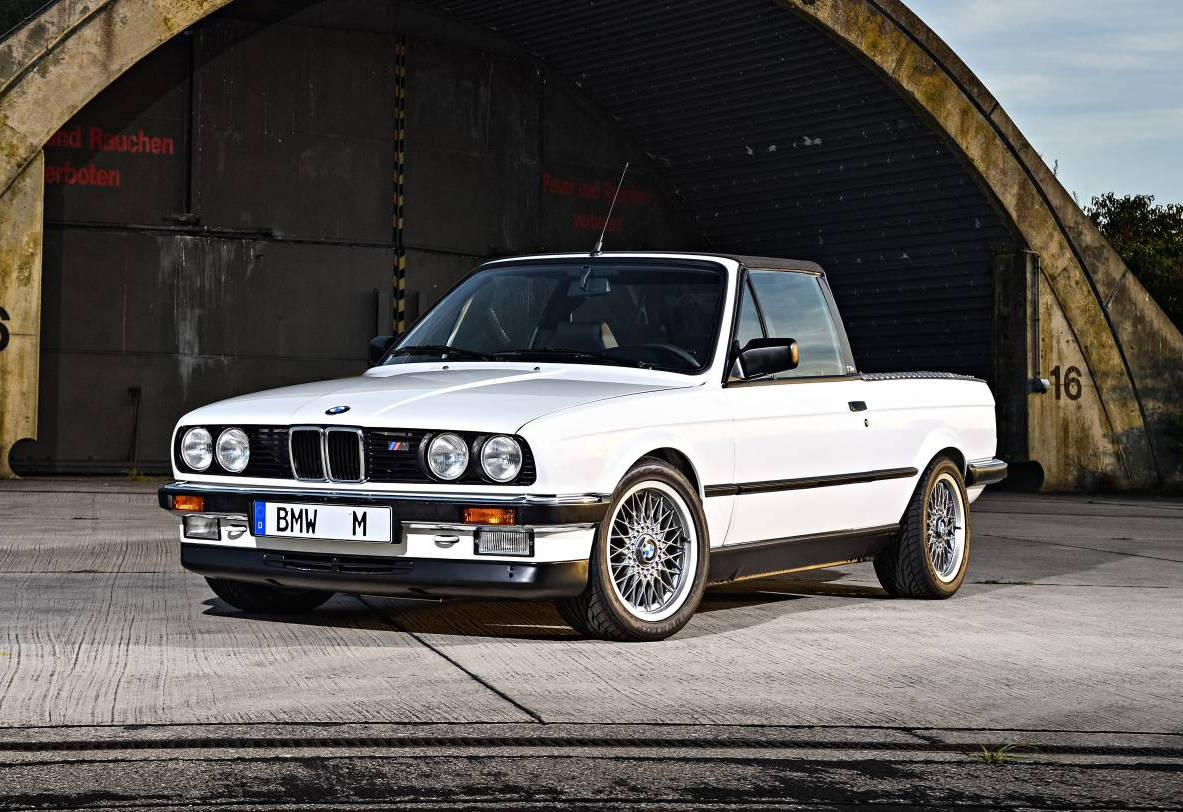 bmw m3 30th anniversary looks back at unique projects. Black Bedroom Furniture Sets. Home Design Ideas