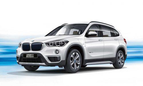 BMW X1 xDrive25Le iPerformance revealed