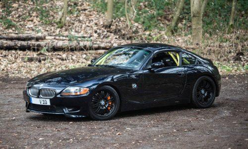 BMW Z4 gets Dodge Viper V10 conversion