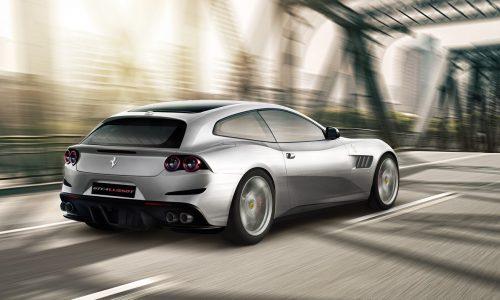 Ferrari GTC4Lusso T revealed; new RWD 4-seat V8TT