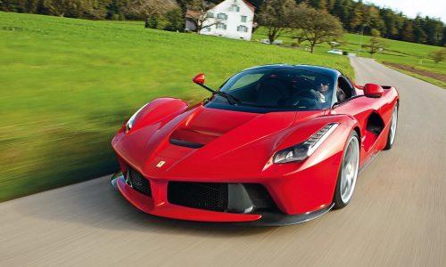 Ferrari making 1 more LaFerrari, charity for earthquake victims